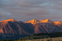 Centennial Mountains Sunrise