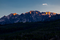 Sawtooth Sunset 1