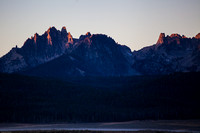 Sawtooth Sunset 2