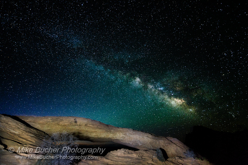 Mesa Arch Milky Way 3