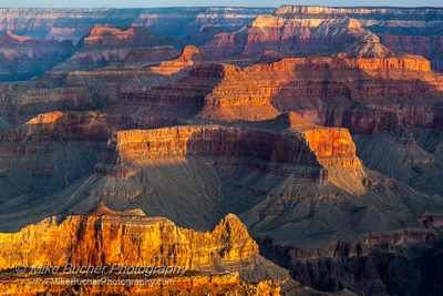 Grand Canyon Yavapai Sunrise