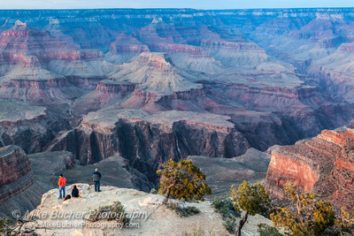 Grand Canyon Powell Spectators