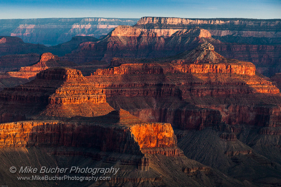 Grand Canyon Mather Sunrise 3