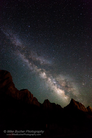 Zion Milky Way 140606-8507 5D