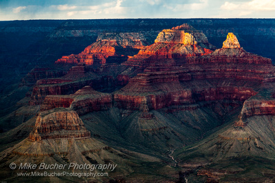 Grand Canyon Yavapai Storm 4